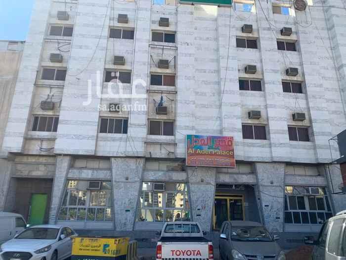 عمارة للإيجار في شارع لسائب بن خباب ، حي قربان ، المدينة المنورة ، المدينة المنورة