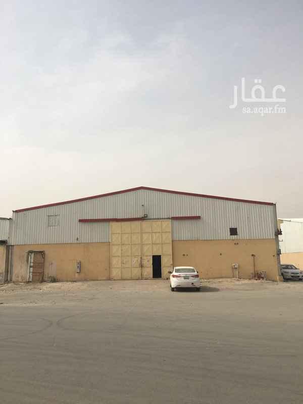 مستودع للإيجار في شارع عسيله ، حي السلي ، الرياض