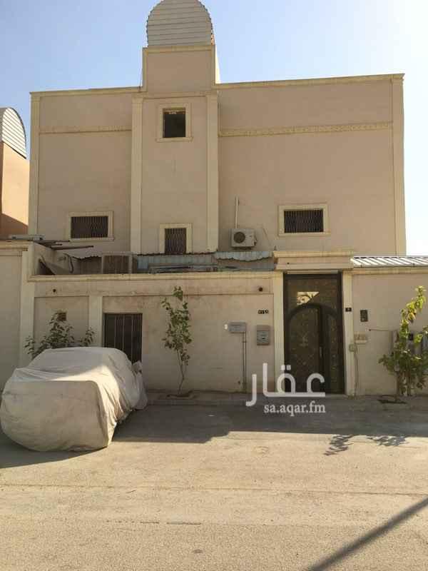 دور للإيجار في شارع ابن الكلبي ، حي السعادة ، الرياض