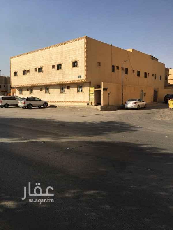 شقة للإيجار في شارع عين جالوت ، حي النسيم الغربي ، الرياض