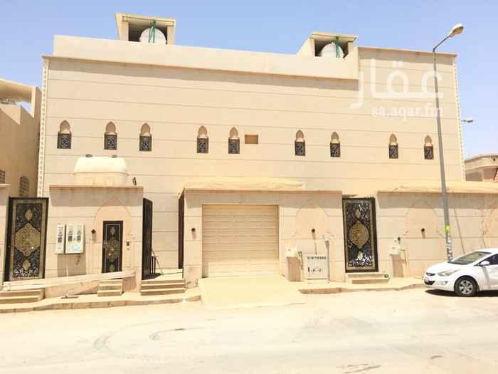 فيلا للإيجار في شارع سلام ، حي الفيحاء ، الرياض