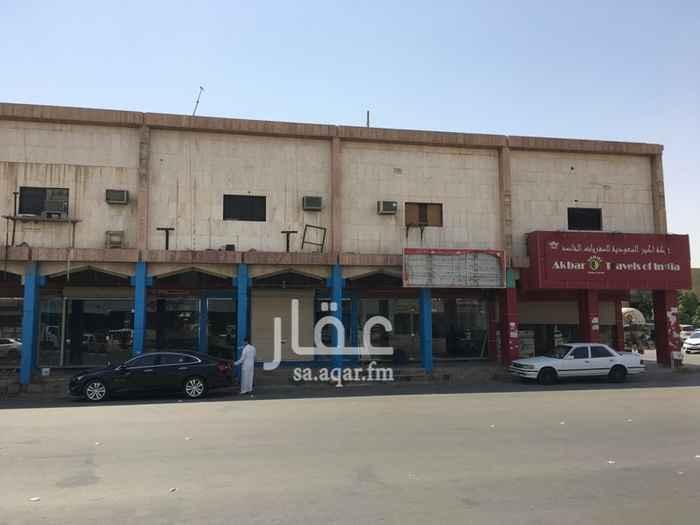محل للإيجار في شارع الإمام أحمد بن حنبل ، حي النسيم الغربي ، الرياض