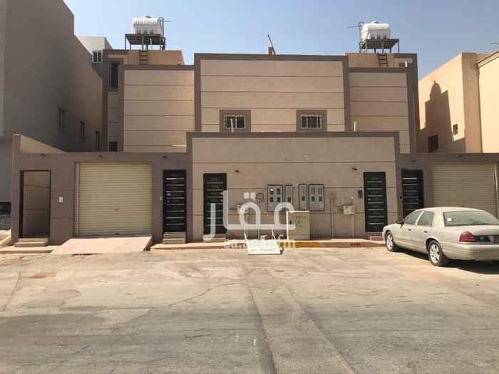 دور للإيجار في شارع بلال بن سعيد ، حي السعادة ، الرياض