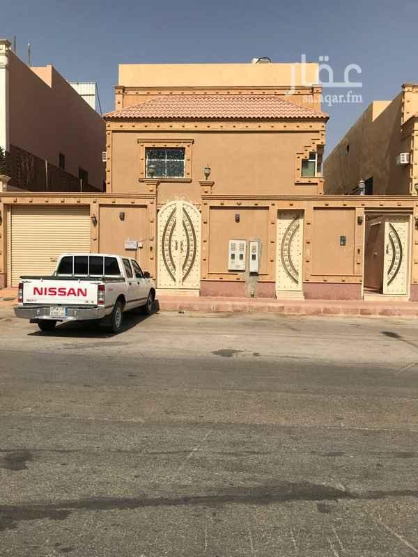 شقة للإيجار في شارع النقيب ، حي الفيحاء ، الرياض