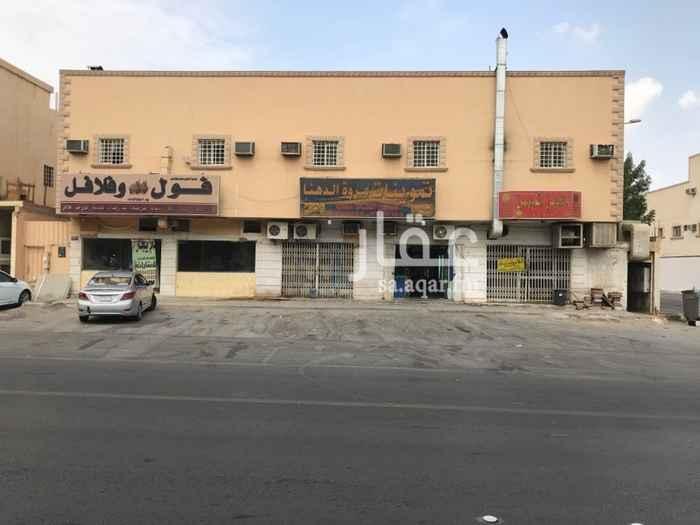 محل للإيجار في شارع البيان ، حي السعادة ، الرياض