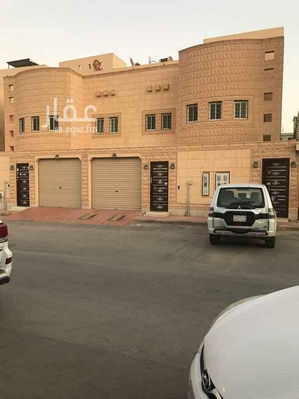 دور للإيجار في شارع الجعبة ، حي السعادة ، الرياض ، الرياض