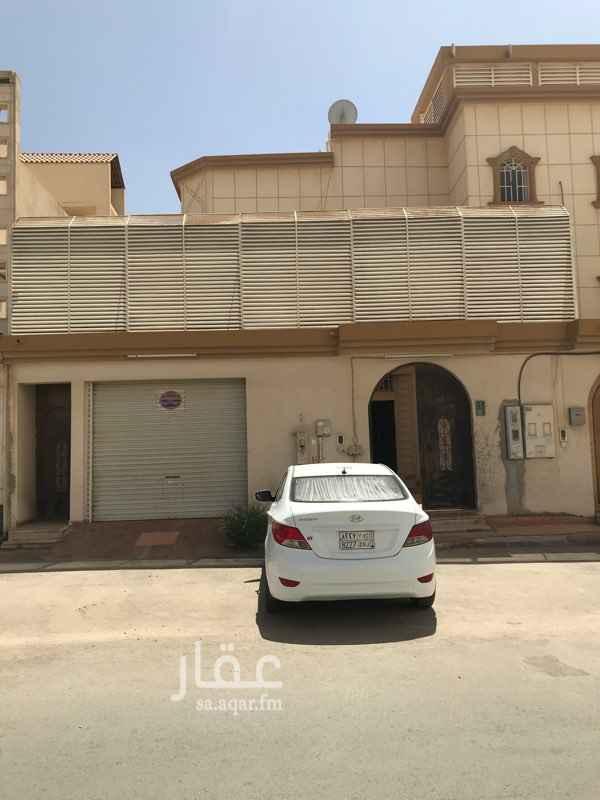 دور للإيجار في شارع محمد الحباك ، حي العزيزية ، الرياض ، الرياض