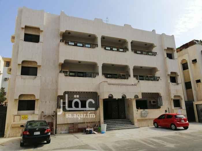 شقة للإيجار في شارع عباس الحلوانى ، حي الروضة ، جدة