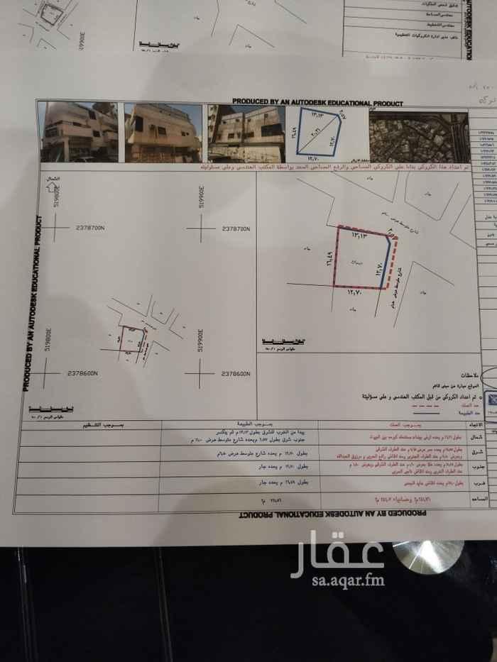 بيت للبيع في شارع عاصم بن عمر ، حي الشرفية ، جدة ، جدة