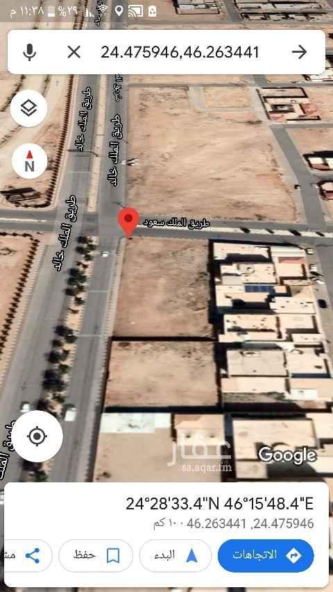 أرض للإيجار في طريق الملك سعود ، محافظة المزاحمية ، المزاحمية