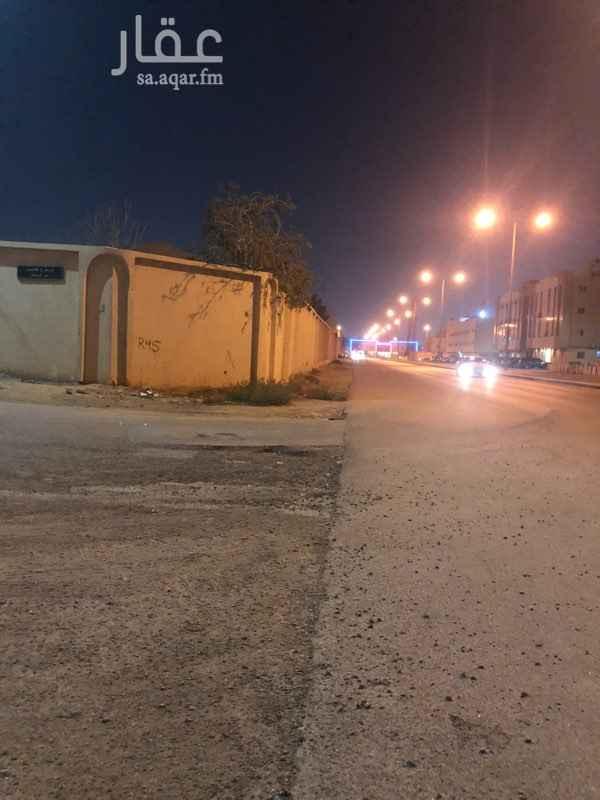 أرض للبيع في شارع ثمينه ، حي اليرموك ، الرياض ، الرياض