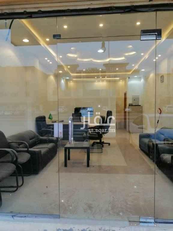 مكتب تجاري للإيجار في شارع التحلية ، حي العقيق ، الرياض