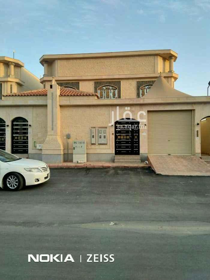 دور للإيجار في شارع المعابدة ، حي ظهرة لبن ، الرياض ، الرياض