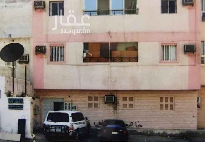 عمارة للبيع في شارع الابيض ، حي النزلة اليمانية ، جدة ، جدة