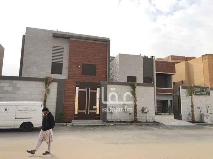 فيلا للبيع في طريق الأمير محمد بن سلمان بن عبدالعزيز ، حي حطين ، الرياض ، الرياض