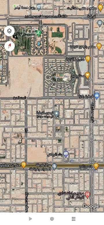 أرض للبيع في شارع رندة ، حي قرطبة ، الرياض ، الرياض
