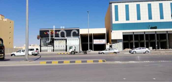 محل للإيجار في طريق الملك عبدالله ، حي السلام ، الخرج ، الخرج
