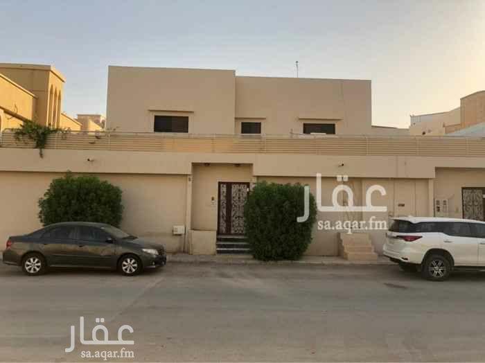 فيلا للبيع في شارع شرفة الاحسار ، حي ظهرة البديعة ، الرياض ، الرياض