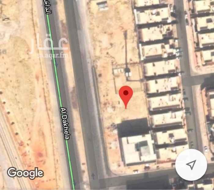 أرض للبيع في شارع الداخلة, الدار البيضاء, الرياض