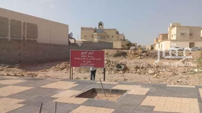 أرض للبيع في شارع العراف ، حي الحزم ، الرياض