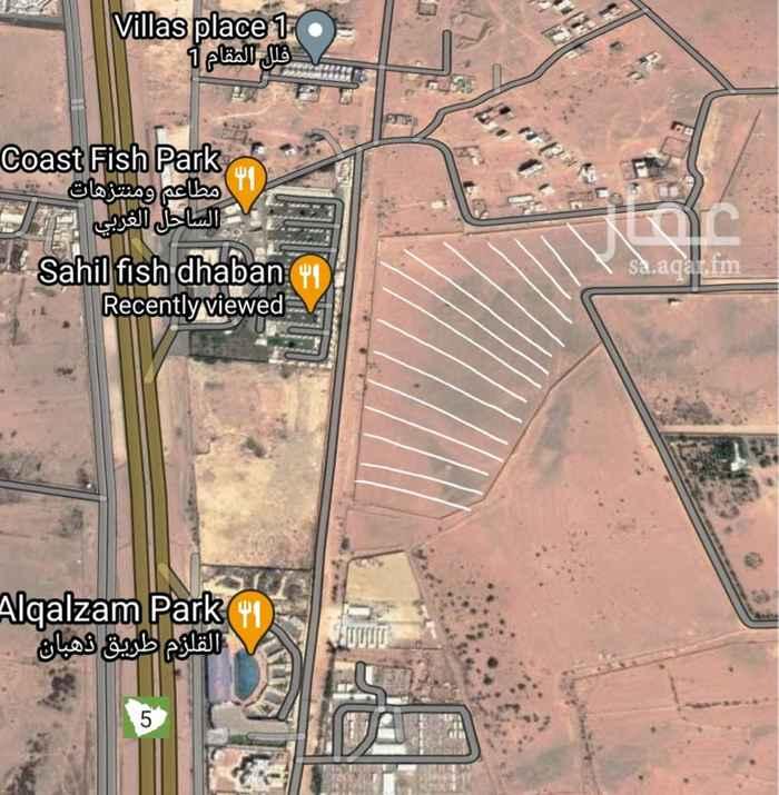 أرض للبيع في حي الرياض ، ذهبان ، جدة