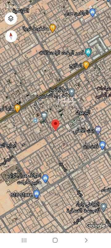 أرض للبيع في شارع الحازم ، حي اليرموك ، الرياض ، الرياض