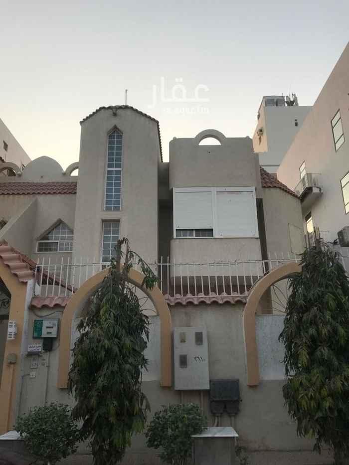 فيلا للإيجار في شارع معاوية بن ابي سفيان ، حي المحمدية ، جدة