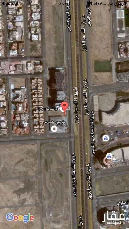 أرض للبيع في طريق الملك عبدالعزيز, حي الشاطئ, جدة