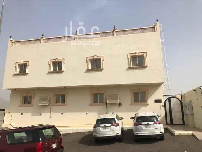 عمارة للإيجار في شارع عبدالسلام بن عبدالله بن بكران ، حي ابو بريقاء ، المدينة المنورة