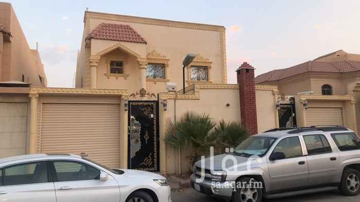 دور للإيجار في شارع البياض ، حي الحمراء ، الرياض ، الرياض