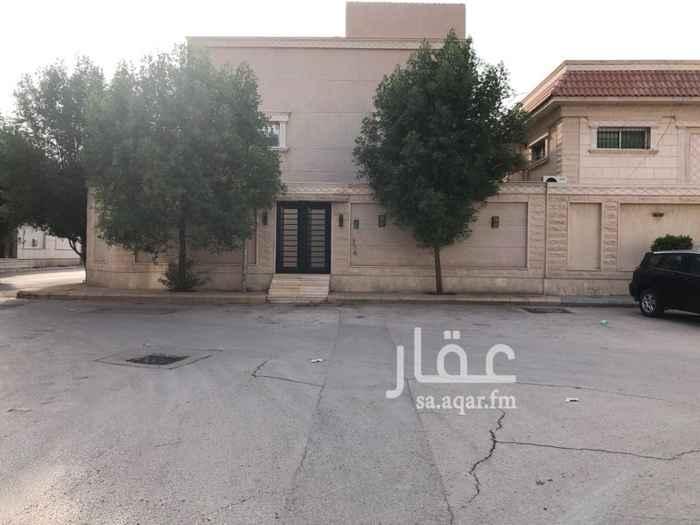 دور للإيجار في شارع العبيلة ، حي السليمانية ، الرياض ، الرياض