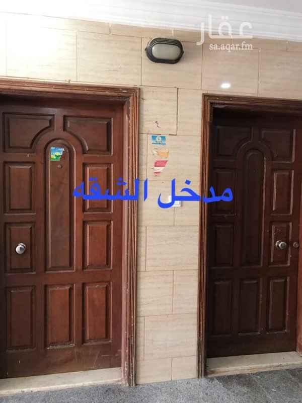 شقة للإيجار في شارع أحمد الأخوي ، حي السامر ، جدة ، جدة