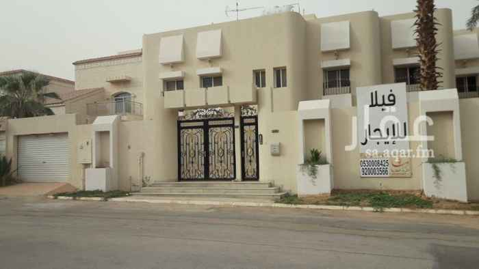 فيلا للإيجار في شارع عبدالرحمن البزاز ، حي الرائد ، الرياض