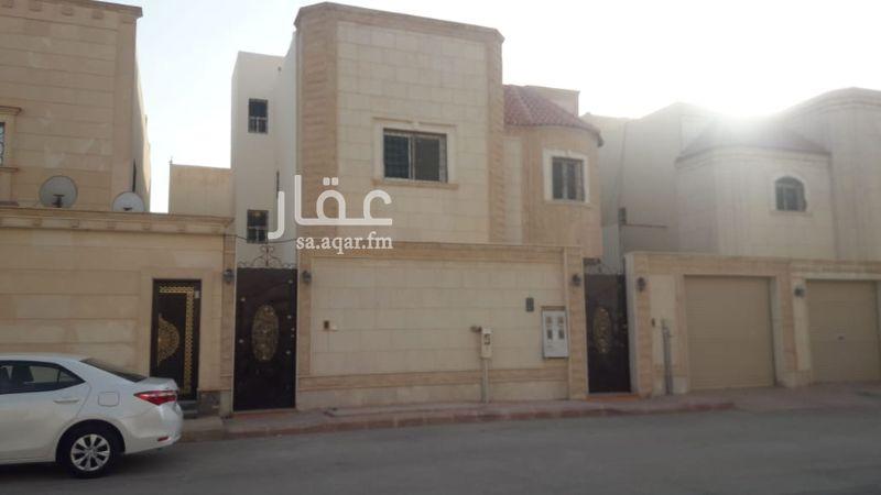 دور للإيجار في شارع ذمار ، حي العقيق ، الرياض ، الرياض