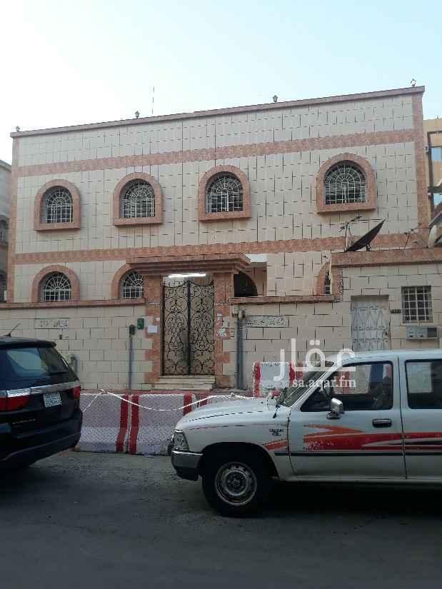 دور للإيجار في شارع رشيد الناصر ، حي النعيم ، جدة ، جدة