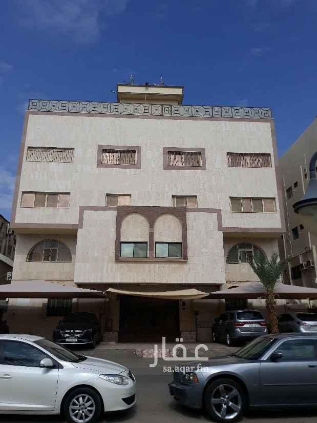 شقة للإيجار في شارع ابو طرفه الكندي ، حي النعيم ، جدة ، جدة