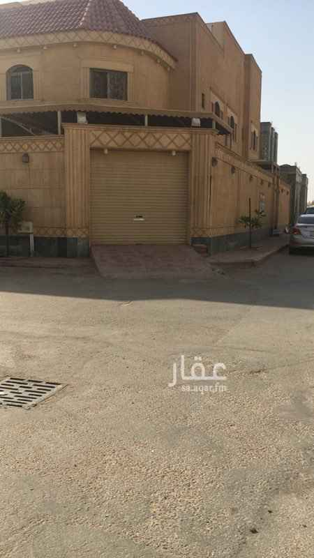 فيلا للبيع في شارع الكديفة ، حي اشبيلية ، الرياض