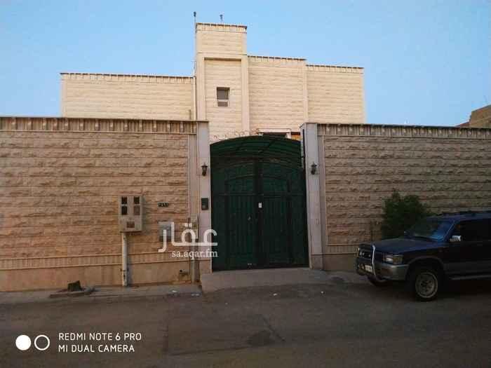 فيلا للإيجار في شارع ابي شهاب ، حي الملز ، الرياض ، الرياض