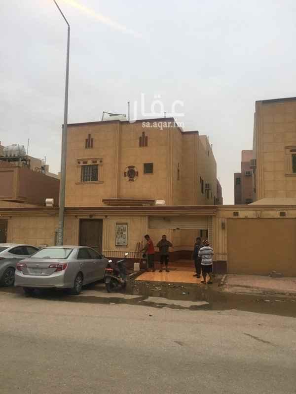 دور للإيجار في شارع أبي العلاء الواسطي ، الرياض ، الرياض