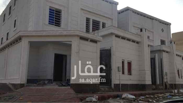 فيلا للبيع في شارع عائش بن الصامت بن دريد ، حي العوالي ، الرياض ، الرياض