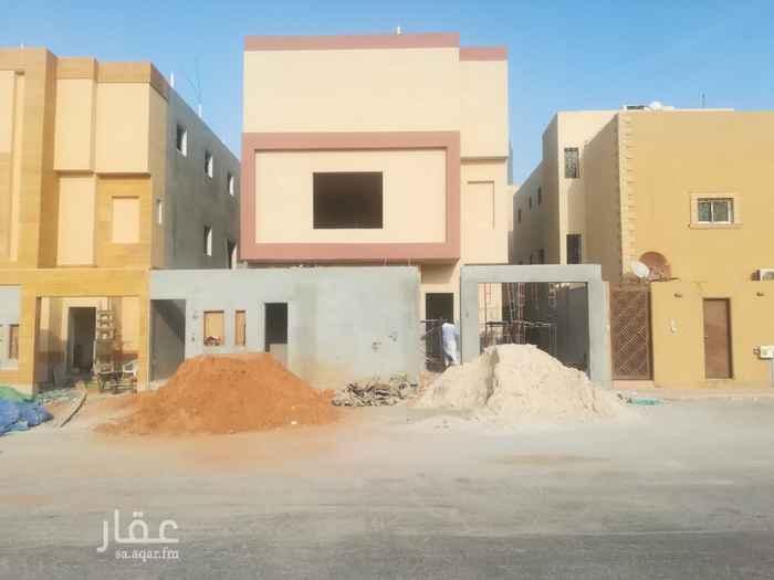 فيلا للبيع في شارع قناة السويس ، حي العقيق ، الرياض
