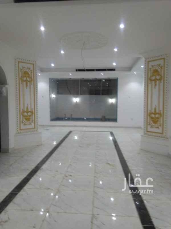 فيلا للإيجار في شارع أم المؤمنين ميمونة ، حي ابحر الجنوبية ، جدة ، جدة