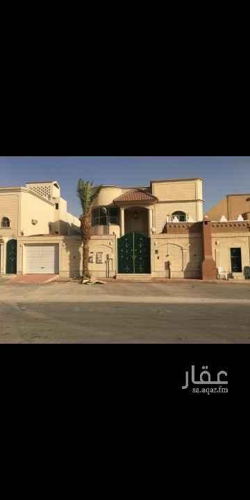 فيلا للبيع في شارع وادي نمر ، حي الحمراء ، الرياض