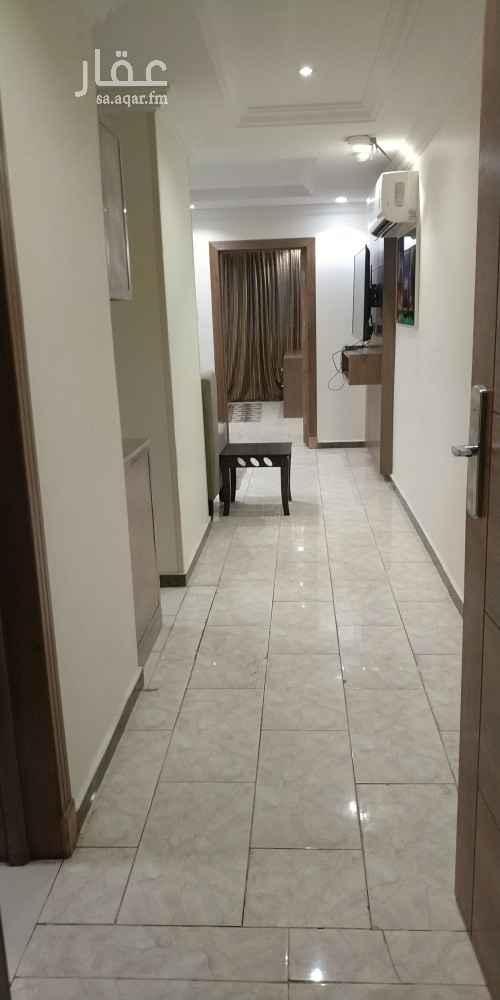 شقة للإيجار في شارع كعب بن مالك ، حي العليا ، الرياض