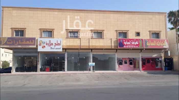محل للإيجار في شارع نهر المبارك ، حي قرطبة ، الرياض