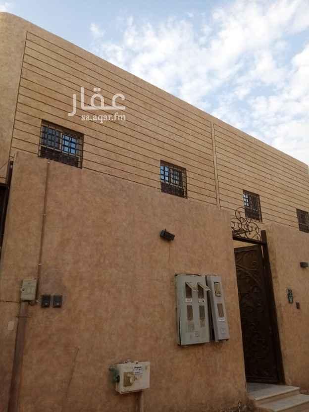 دور للإيجار في شارع مليلة ، حي الوادي ، الرياض ، الرياض