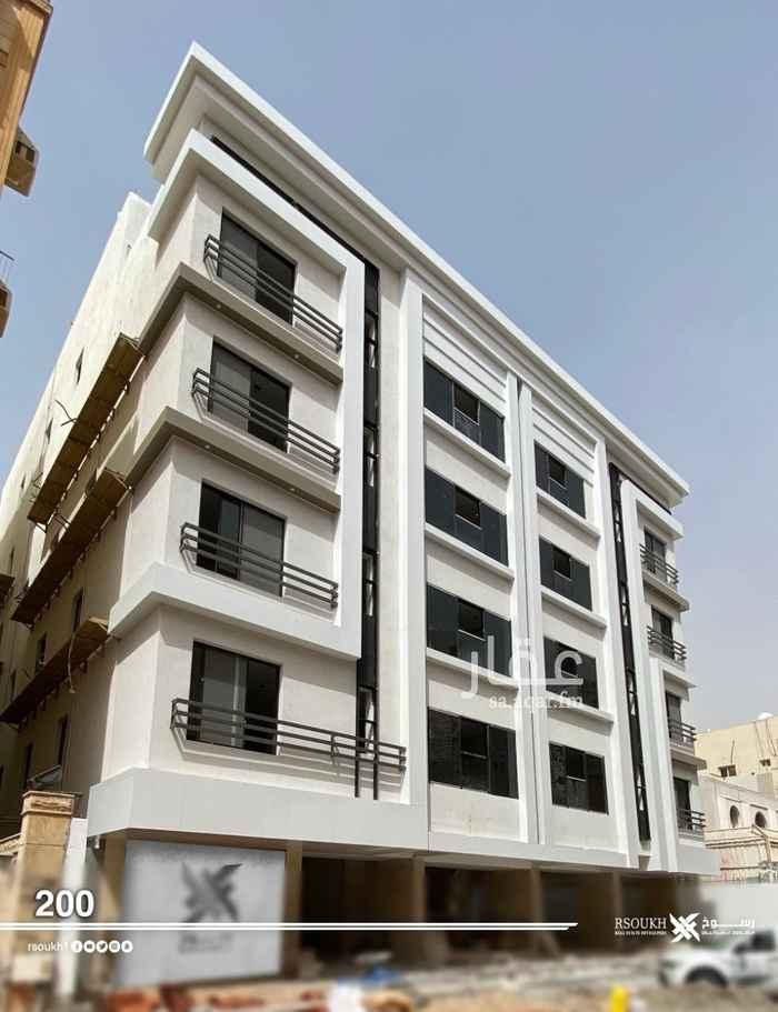 شقة للبيع في شارع ابو معبد الجهني ، حي الزهراء ، جدة ، جدة