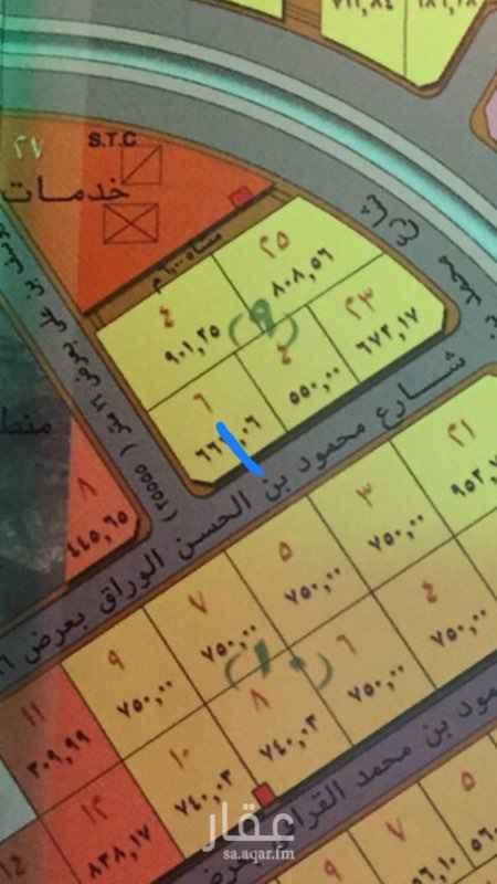 أرض للبيع في شارع محمود بن محمد القرافي ، المدينة المنورة