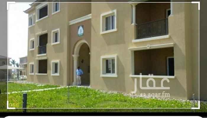 شقة للبيع في طريق الساحل ، حي المرجان ، مدينة الملك عبد الله الاقتصادية ، رابغ