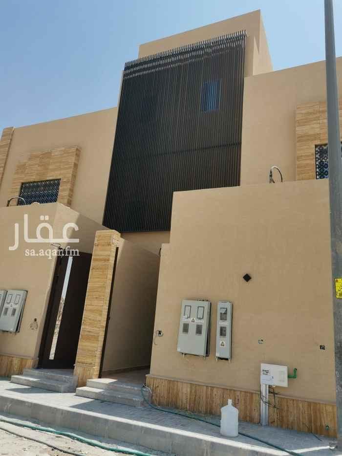 دور للإيجار في شارع أبي شعيب السوسي ، حي النرجس ، الرياض ، الرياض